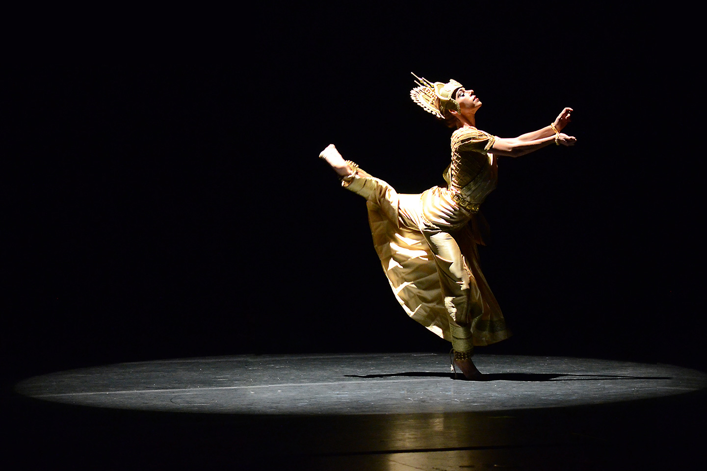 Jenny Begley with Zikr Dance Ensemble
