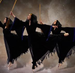 Ballet Ariel's Socerer's Apprentice