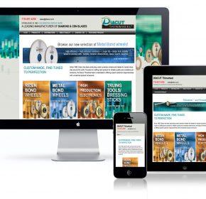 Diacut Thinwheel Website