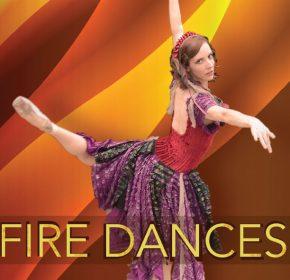 Firedances Poster