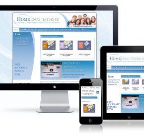 Home Drug Testing Kit Website