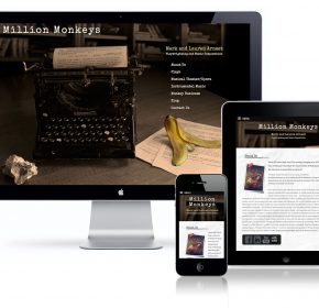 Million Monkeys Website