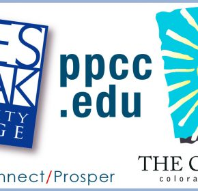 PPCC and the Chamber of Colorado Springs Billboard